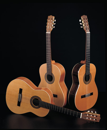 La Patrie Nylon String Guitars