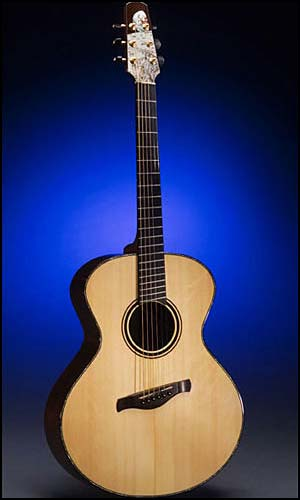 Jeff Traugott Handmade Guitars