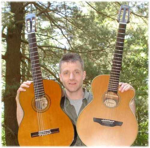 Dan Tharp Acoustic Guitar Player