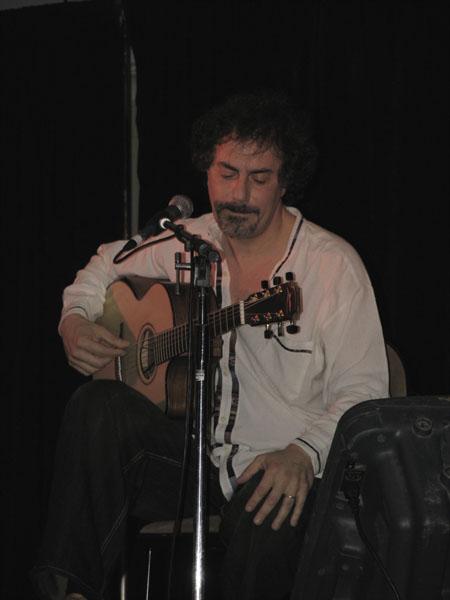 Pierre Bensusan Australia
